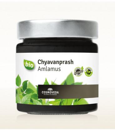 Pasta Wzmacniająca  Chyavanprash (Amla Jam) ORGANICZNA 250g Cosmoveda
