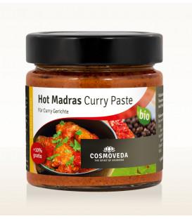 Pasta Madras Curry 175g Cosmoveda Ostra