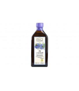 Olej z czarnuszki zimnotłoczony 250ml  Olvita