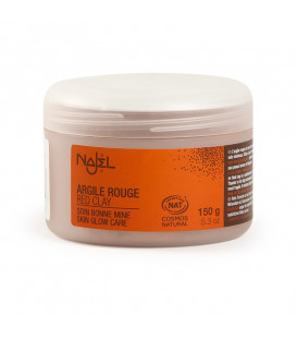 Czerwona Glinka RED CLAY POWDER - 150g Najel