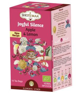 Herbata Jabłko i Cytryna/Joyful silence - 16 torebek, Shoti Maa