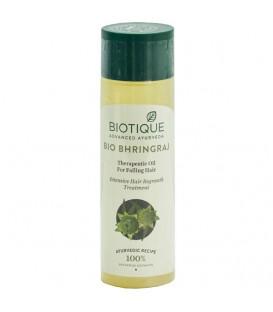 Olejek Przyśpieszający Wzrost Włosów BIO BHRINGRAJ Therapeutic Oil 120 ml Biotique