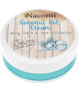 Krem Kokosowy Uniwersalny (ciało i twarz) 100ml Nacomi