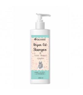 Szampon z olejem arganowym wzmacniający 250ml Nacomi