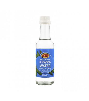 Woda z Kewry 190 ml KTC - naturala tonizacja twarzy