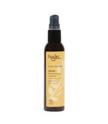Organiczny Olej Arganowy - 80ml Najel (Ecocert)