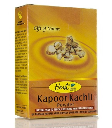 Kapoor Kachli proszek do włosów 100g Hesh