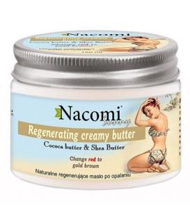 Masło regenerujace po opalaniu 150ml Nacomi