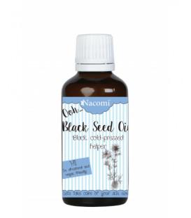 Olej z czarnuszki ECO ciemna butelka 30ml Nacomi