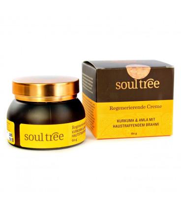 Regenerating face cream SoulTree, 60 ml