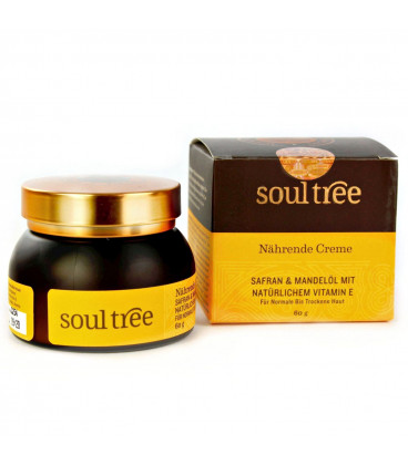 Nourishing face cream SoulTree, 60 ml