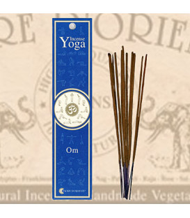 OM Yoga Incense Fiore D'Oriente 12 g, 8 pcs.