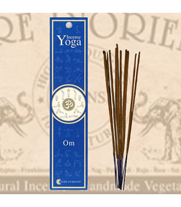 OM Yoga Incense Fiore D'Oriente 12 g, 8 pcs.