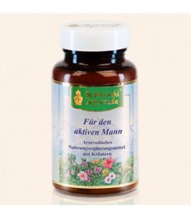 Dla Aktywnych Mężczyzn (For the active man) Rasayana, 50 tabletek,  Maharishi Ayurveda