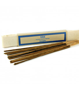 Camphor Nimi Premium Incense, 15 pieces