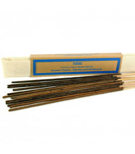 Crown-Chakra Nimi Premium Incense, 15 sticks
