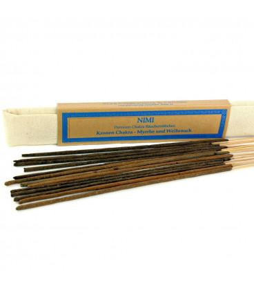 Crown-Chakra Nimi Premium Incense, 15 sticks