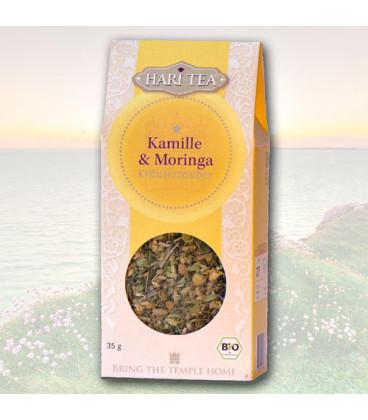 Chamomile & Moringa Hari Tea organic, 35 g (loose)