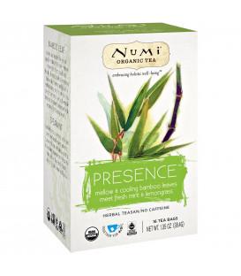Presence - Bamboo - Numi Tea organic, 16 teabags (40 g)