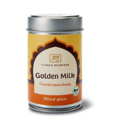 Golden Milk organic spice blend, 50 g