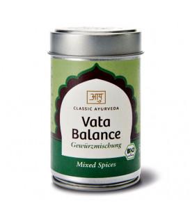 Organiczna mieszanka przypraw Vata Balance , 50g Classic Ayurveda
