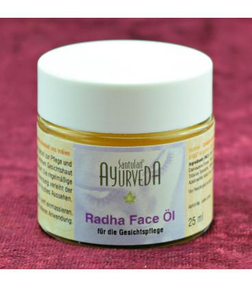 Radha Face Oil Santulan, 25 ml