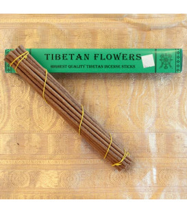 Tibetan Flowers Incense, 27 sticks