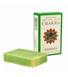 Anahata Chakra Soap Fiore D'Oriente, 70 g