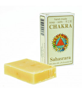 Sahasrara Chakra Soap Fiore D'Oriente, 70 g