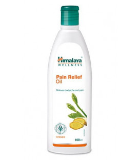 Olejek do masażu Himalaya - cedr, tatarak, moringa 100ml (Pain Relief Oil)