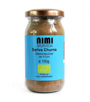 Sariva (Sarsaparilla) Churna organic, 100 g