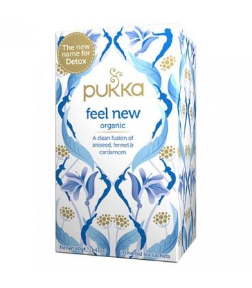 Pukka Feel New BIO 20 saszetek (dawniej Detox)