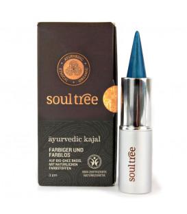 SoulTree Ayurveda-Kajal Aquamarine, 3 g