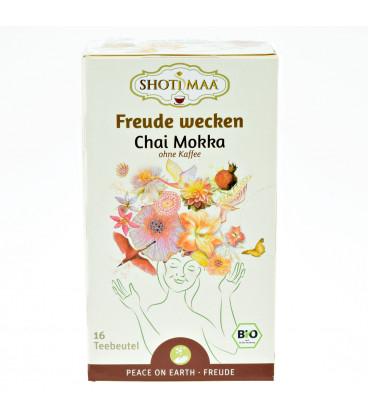 Allow Joy Shoti Maa Peace on Earth Tea organic, 16 teabags