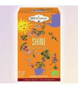 Organiczna Herbata - Shine Sweet Chai Zabłyśnij! Shoti Maa, 16 torebek