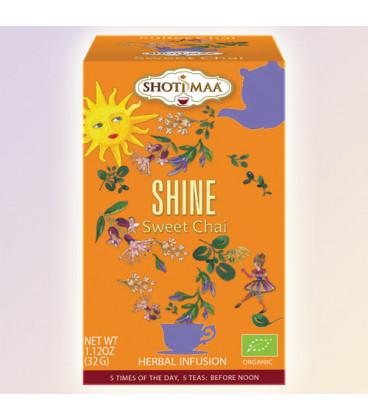 Shine Shoti Maa Sundial Tea organic, 16 teabags