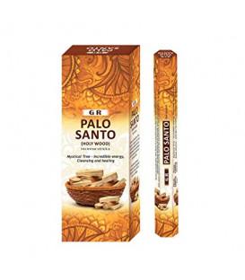 Kadzidła o zapachu Palo Santo (Świętego Drzewa Indian) GR, 20 sztuk