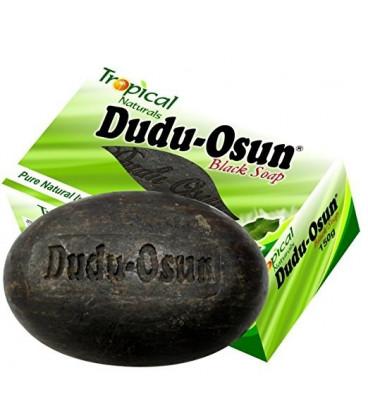 Mydło peelingujące i odżywiające czarne afrykańskie 150 g