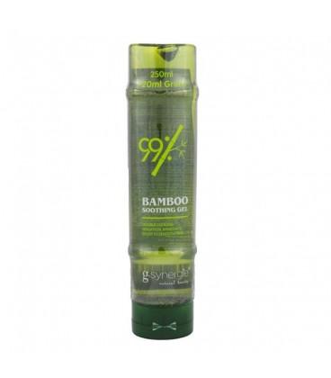 Żel do pielęgnacji twarzy, ciała i włosów bambusowy 250 ml