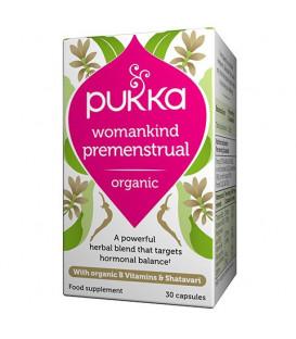 Womankind Organic B Witamins & Shatavari PUKKA