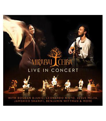 Mirabai Ceiba Live in Concert, 2 CD-Set