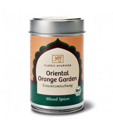 Oriental Orange Garden organic spice blend, 50 g