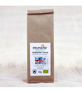 Curry powder ground, organic, 50 g