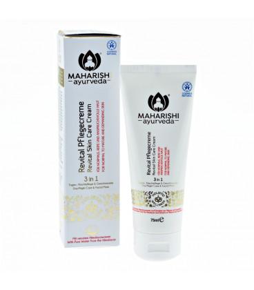 Revital skin care cream Maharishi, 75 ml