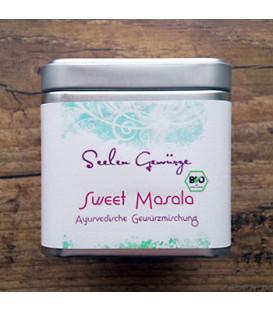 Organiczna mieszanka przypraw Sweet Masala, 50 g Ayurveggie