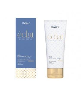 LBE L'biotica Eclat Glow Cream Krem do twarzy Ultra Nawilżający 50ml L0250 9 szt  L0250 1 szt