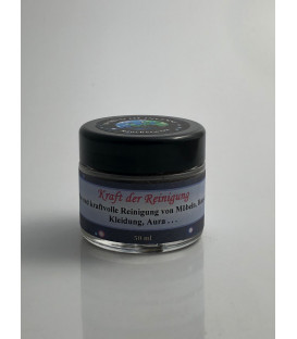 Power cleaning Incense mix, 50ml