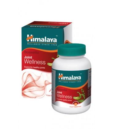 Shallaki (Boswellia Serrata) - na poprawę stawów, 60 tabletek, Himalaya - suplement diety