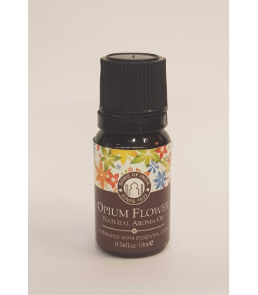 Olejek eteryczny z zakraplaczem, Opium, Song of India, 10ml