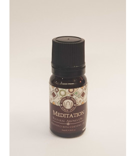 Olejek eteryczny z zakraplaczem, Meditation, Song of India, 10ml